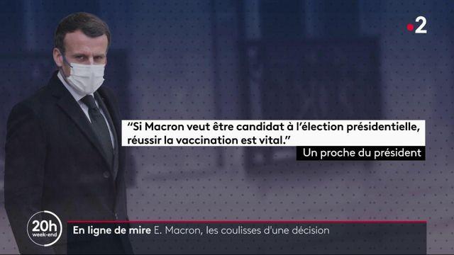 Confinement : dans les coulisses d'une prise de décision lourde de conséquences pour Emmanuel Macron