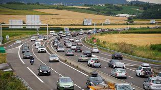"""Internet et vos données personnelles concernant vos habitudes d'automobiliste. Les professionnels parlent de """"marketing prédictif"""". (MAXPPP)"""
