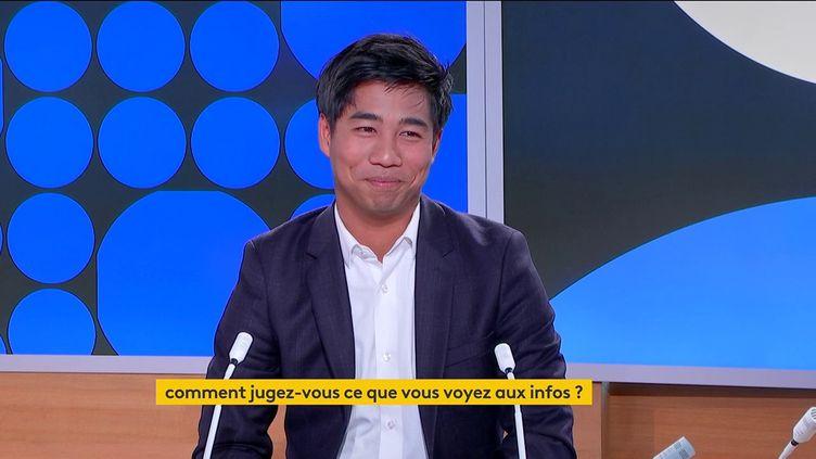 Stewart Chau (FRANCEINFO)