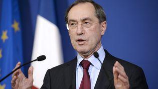 Claude Guéant, le 14 décembre 2011, à Paris. (BERTRAND GUAY / AFP)