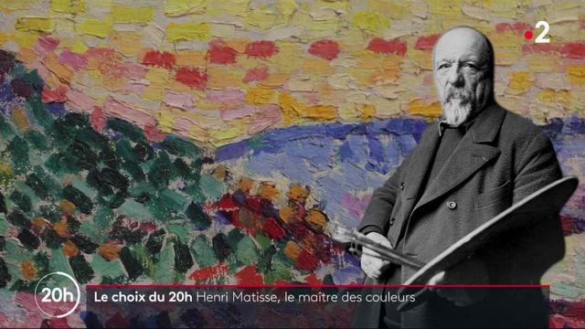 Peinture : Henri Matisse, retour sur l'histoire artistique du maître des couleurs