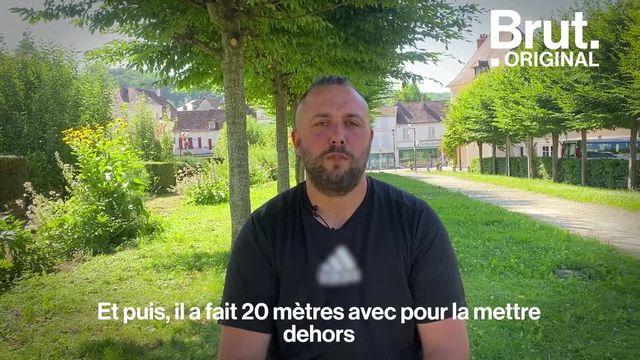 Pendant 2 ans, Grégory a travaillé dans un élevage porcin de l'Yonne. Hanté par ce qu'il y a vu, il a décidé de porter plainte et d'alerter l'association L214 Ethique et Animaux, images à l'appui. Il témoigne.