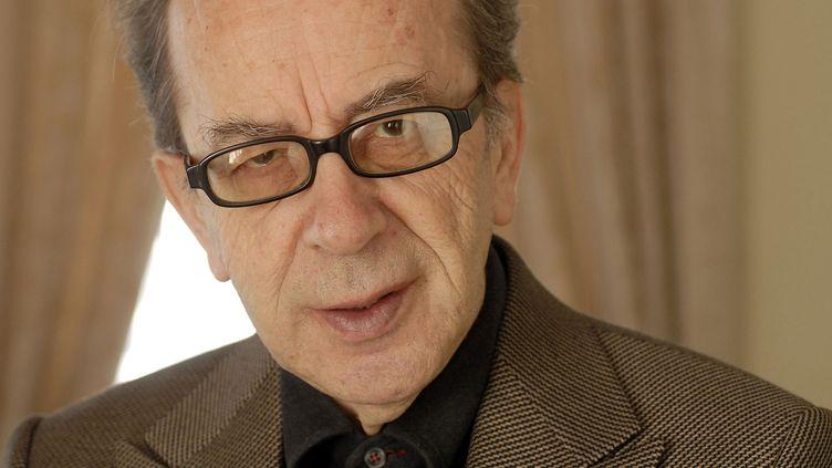 L'écrivain albanais Ismail Kadare.  (Ulf Andersen / Aurimages / AFP)