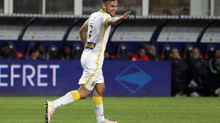 Le joueur lillois Sofiane Boufal (PASCAL POCHARD-CASABIANCA / AFP)