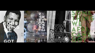 Les supports édités par l'éditrice indépendante Anna-Alix Koffi sont, entre autres, consacrés à la promotion d'artistes contemporains originaires du continent. (SOMETHING WE AFRICANS GOT (SIPA PRESS - B. MOUANDA)/WOMAN PAPER (NATALIE KEYSSAR)/SWAG HIGH PROFILES (PETER LINDBERGH))