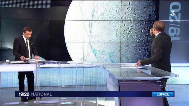 La sonde Cassini a fait ses adieux en plongeant sur Saturne