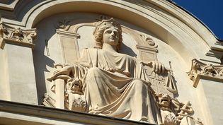 Un palais de justice (image d'illustration). (MAXPPP)