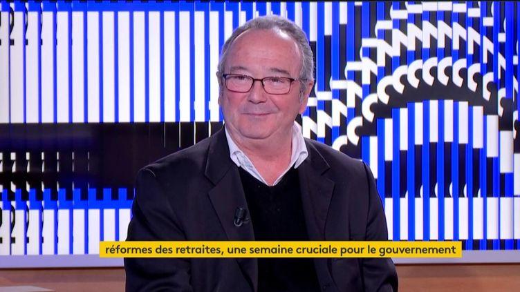 Eric Azière (FRANCEINFO)