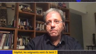 Xavier Capdevila (Capture d'écran Franceinfo)