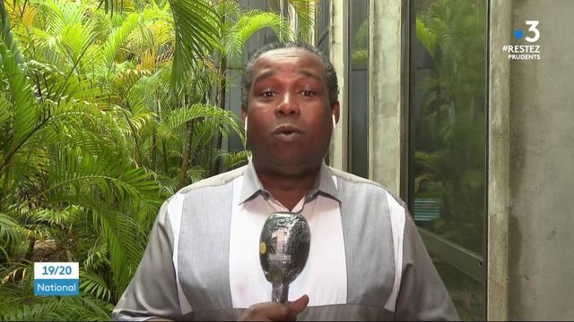 Guyane : le département passe du vert au orange