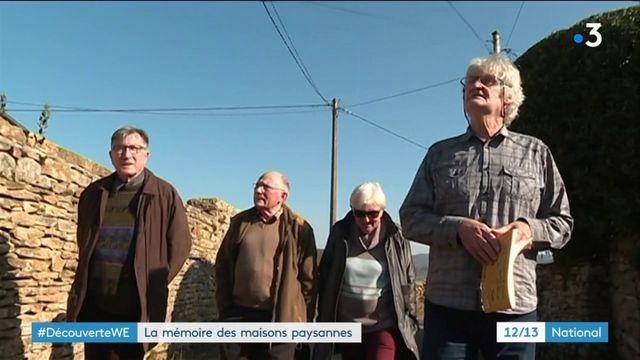 Michel Bouillot, la mémoire des maisons paysannes bourguignonnes