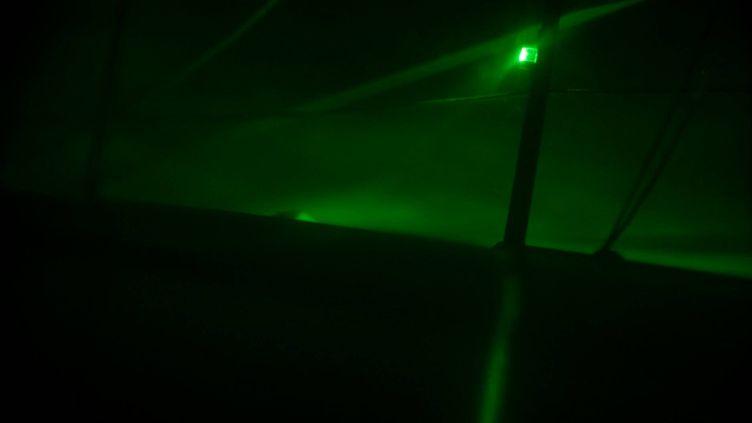 Nuit glaciale sur Linkedout (Pierre Bouras / TR Racing)