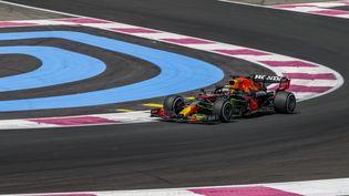 Max Verstappen est l'actuel leader du championnat du monde de Formule 1. (MARC DE MATTIA / MARC DE MATTIA)