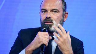 Edouard Philippe, en septembre 2020. (BERTRAND GUAY / AFP)