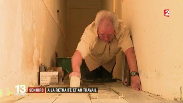 Seniors : à la retraite et au travail