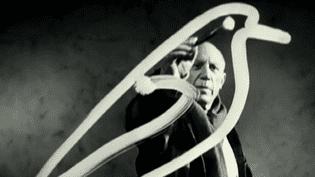 """Une idée, une main, un trait d'une étonnante facilité : tout l'art de Picasso (Extrait de """"Picasso, l'inventaire d'une vie"""", Edition Arte)  (France 2 Culturebox)"""
