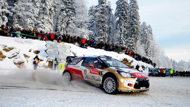 Sébastien Loeb a signé son septième succès à Monte-Carlo au volant de sa Citroen