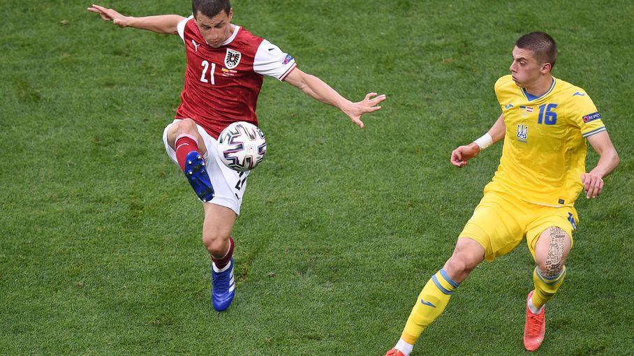 Euro 2021 : revivez la courte victoire de l'Autriche face à l'Ukraine
