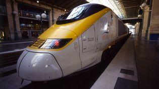 Le groupe Eurostar est détenu à 55% par la SNCF. (HEATON / ONLYWORLD.NET / ONLY FRANCE / AFP)