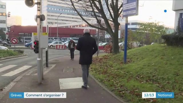 Grève du 5 décembre : comment travailler faute de transports en commun ?