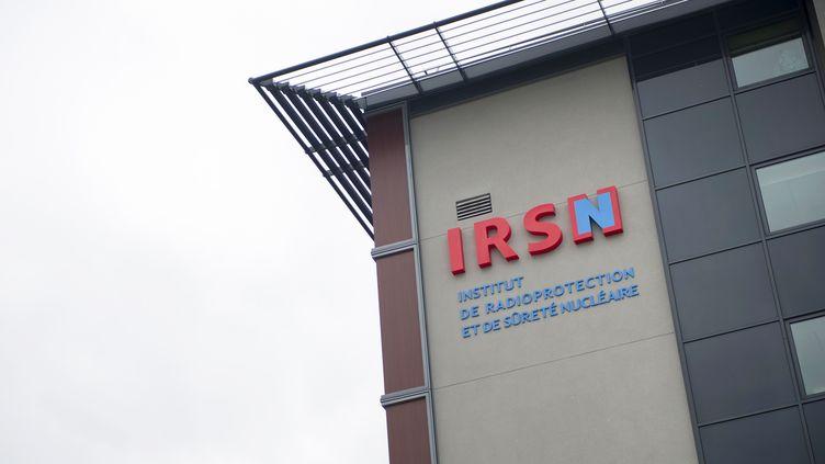 Le siège de l'Institut de radioprotection et de sûreté nucléaire, le 13 mars 2011, àFontenay-aux-Roses (Hauts-de-Seine). (BERTRAND LANGLOIS / AFP)