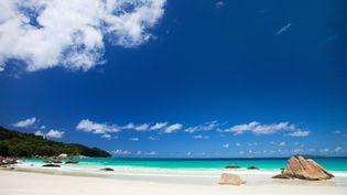 Unetouriste française de 45 ans a été blessée, alors qu'elle nageaitprès de Praslin, la deuxième îledes Seychelles. (MAXPPP)