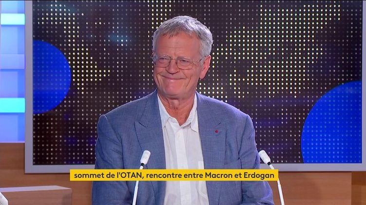 Pascal Boniface (FRANCEINFO)