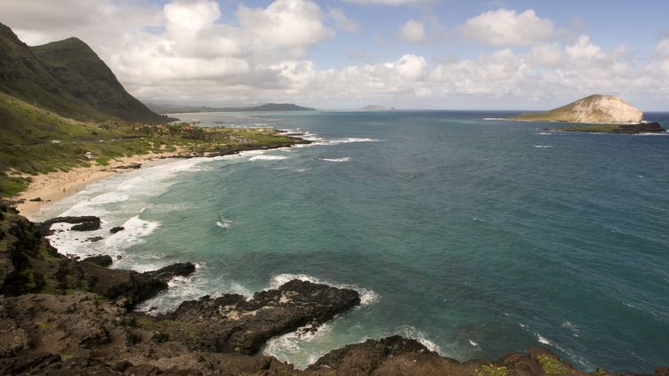 L'archipel d'Hawaï, le 5 janvier 2015. (SERGI REBOREDO / PICTURE ALLIANCE / AFP)