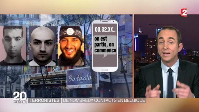 Attentats de Paris : le point sur les nouveaux éléments de l'enquête