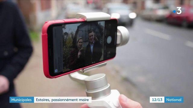 Nord : le maire d'Estaires, un inconditionnel des réseaux sociaux