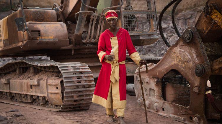 """Photo du film """"Kongo"""", d'Hadrien La Vapeur et Corto Vaclav. (PYRAMIDE FILMS)"""