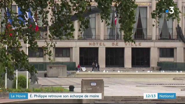 Municipales : Édouard Philippe investi maire du Havre
