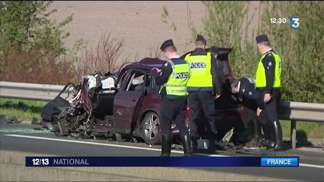 Nord : trois accidents, un mort et une course-poursuite sur l'A16