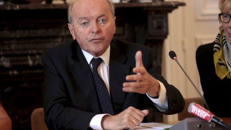 (Jacques Toubon a succédé à Dominique Baudis en avril 2014 © MaxPPP)