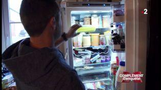 En cas de disparition inquiétante d'un malade Alzheimer, direction... le frigo. (COMPLÉMENT D'ENQUÊTE/FRANCE 2)