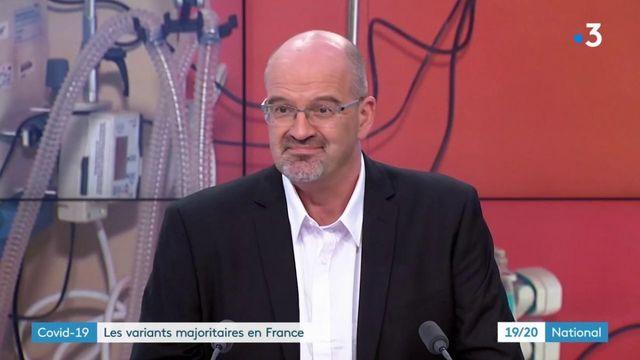 Covid-19 : les variants sont désormais majoritaires en France