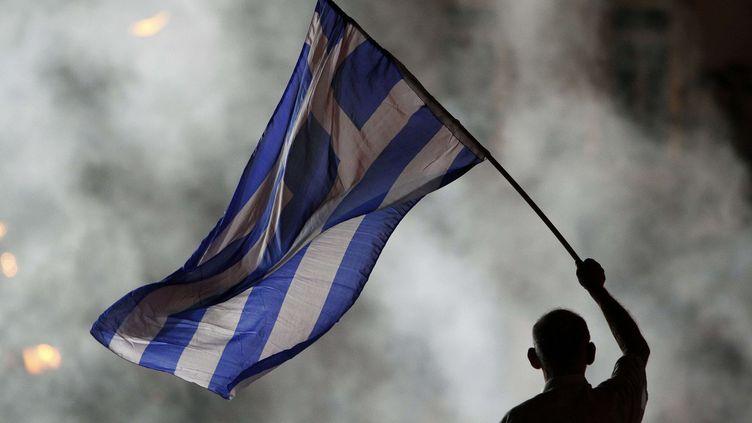 En Grèce, les secteurs de la culture, de la politique ou de l'économie sont très poreux à la corruption, selon l'organisation de lutte contre la corruption Transparency International. (PETROS KARADJIAS / AP / SIPA)