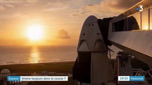 Espace : Ariane toujours à la page ?