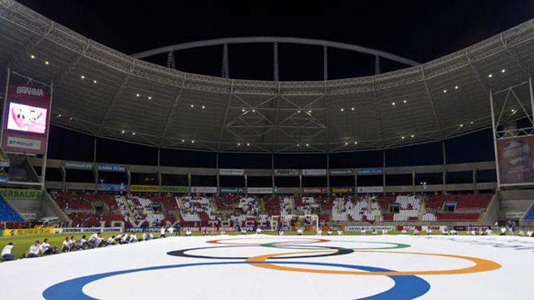 Le Stade Olympique Joao Havelange pour Rio 2016