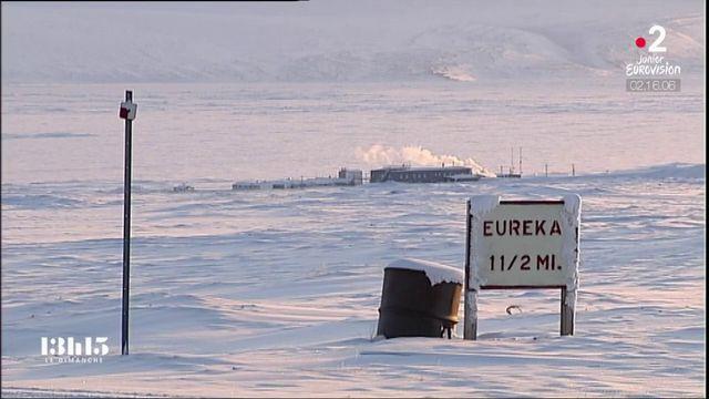 """VIDEO.  Climat : """"Tout ce qui se passe dans l'Arctique, un environnement très sensible, aura des conséquences plus au sud"""""""
