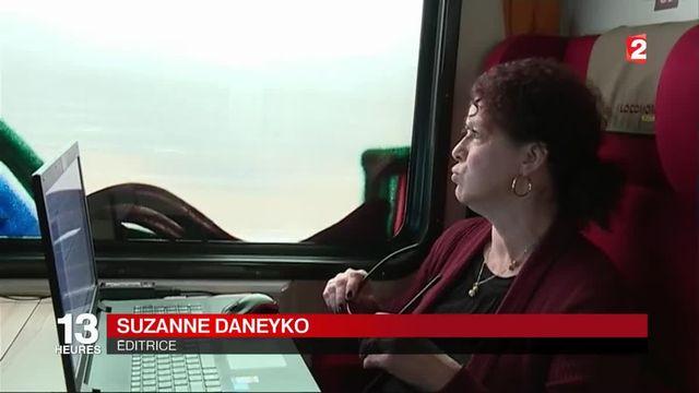 Environnement : en Allemagne, un train écolo aux allures rétro