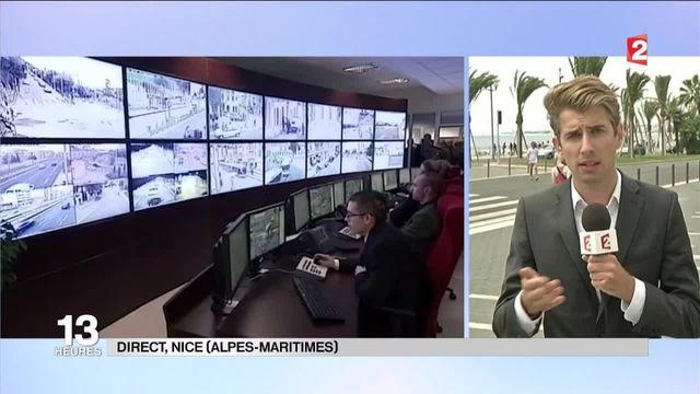 Attentat de Nice : la justice demande à la ville d'effacer les images de vidéosurveillance