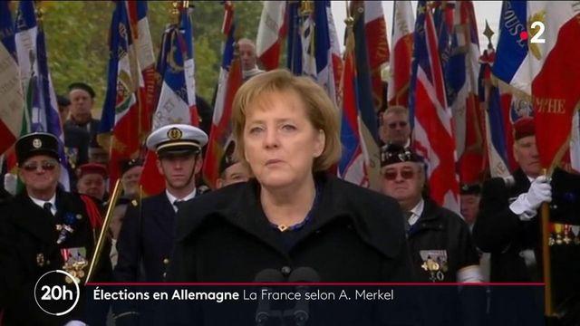 Élections en Allemagne : Angela Merkel et la France, une grande histoire