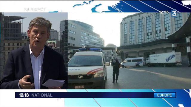 Attentat manqué à Bruxelles : l'assaillant connu pour des affaires de drogue