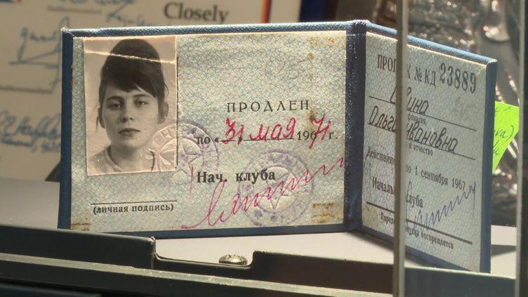 """L'exposition""""Les invisibles de la guerre froide : KGB et Stasi"""" rassemble un millier d'objets inédits issus de la guerre froide. (FRANCEINFO)"""