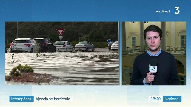Corse-du-Sud : les entrées et les sorties d'Ajaccio sont bloquées