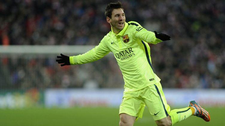 Lionel Messi (FC Barcelone) (ANDER GILLENEA / AFP)