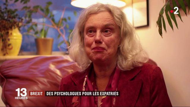 Brexit : des psychologues pour les expatriés