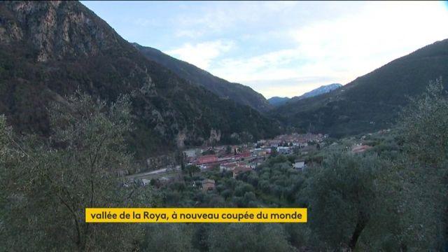 Vallée de la Roya : coupée du monde à nouveau