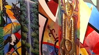 Exosition Art Haïtien  (Culturebox / France O)